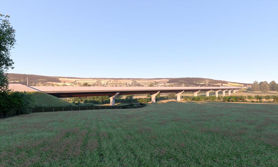 Wendover Dean viaduct