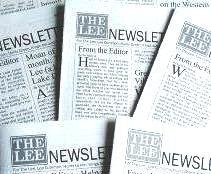 Copies of The Lee Newsletter