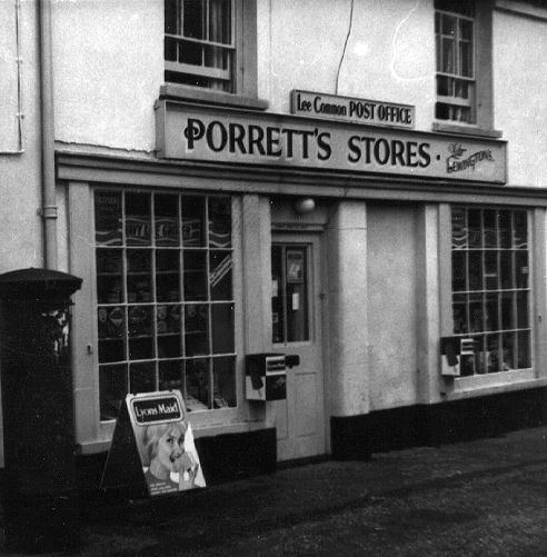 Porretts Stores