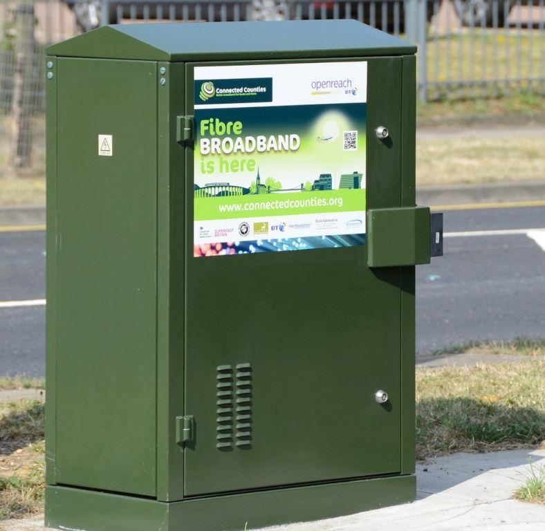 Fibre broadband cabinet - if only