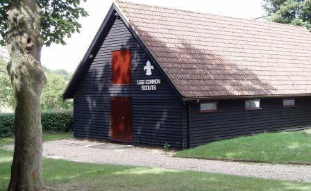 Lee Common scout hut
